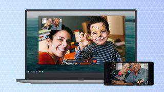WhatsApp desktop video and voice calling