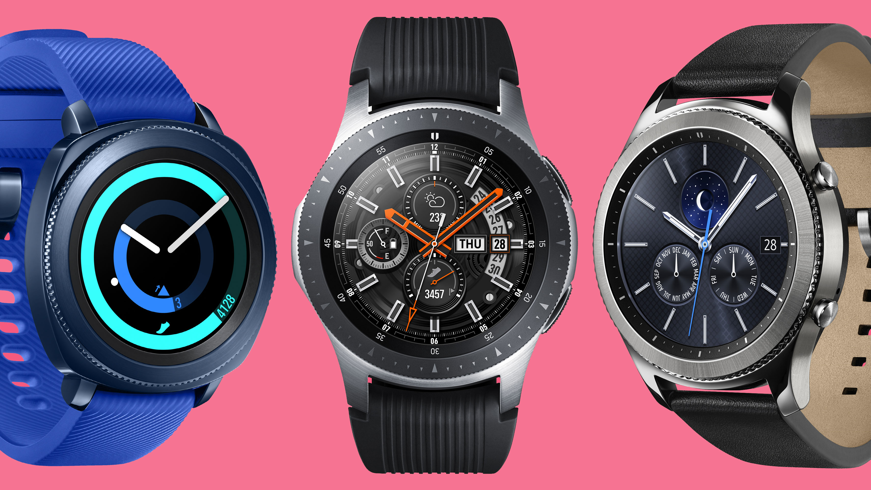 257cb21d160a The best Samsung smartwatch  our top choices for Tizen wearables in 2019