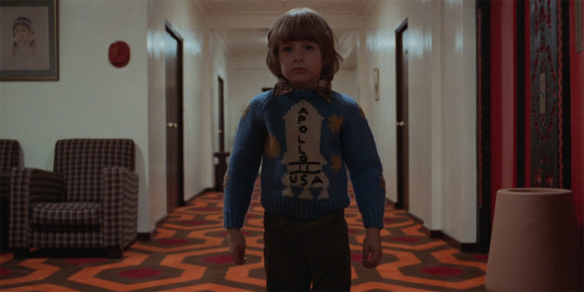 Danny Torrance in The Shining