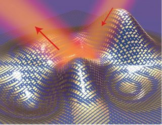 Ultrathin Invisibility Cloak