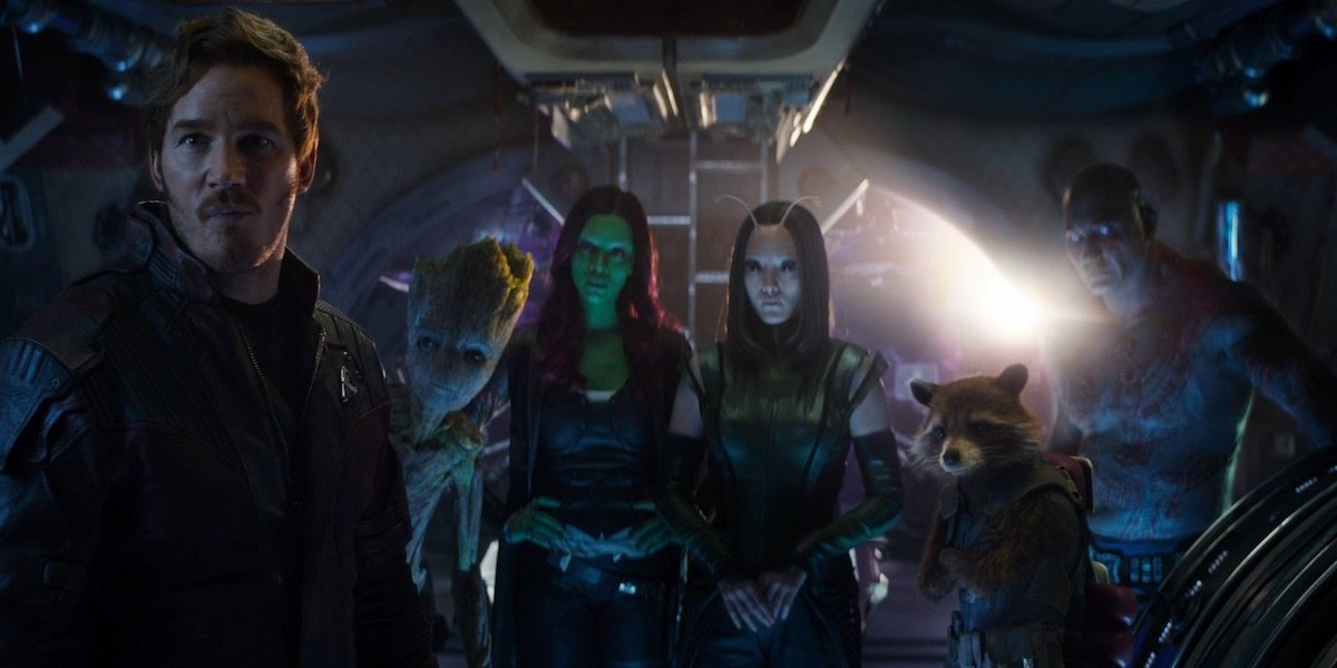 James Gunn's Guardians Of The Galaxy 3 Update Is Sure To Excite Marvel Fans