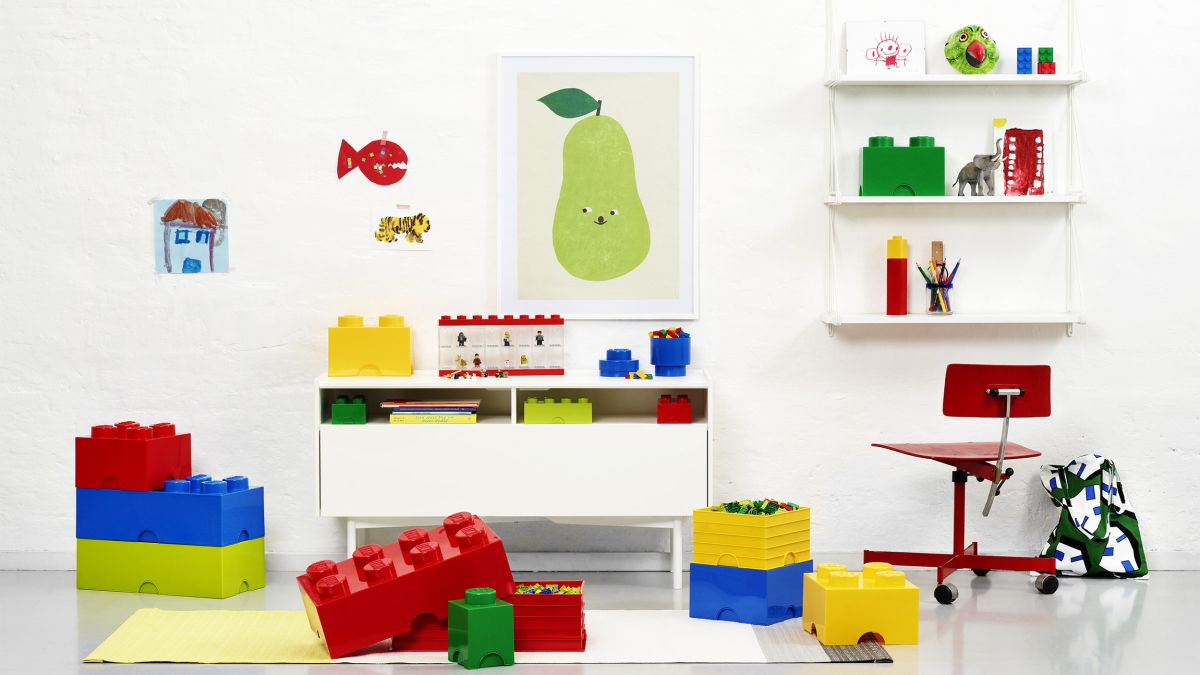 10 Lego Storage Ideas Real Homes