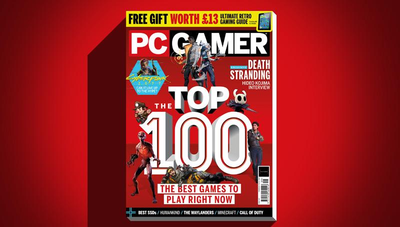 PC Gamer UK September issue: Top 100
