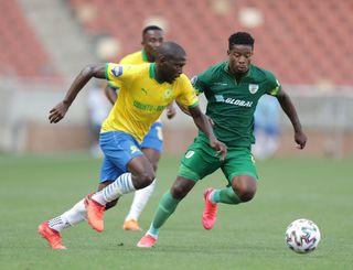 Aubrey Modiba challenged by Nhlanhla Mgaga