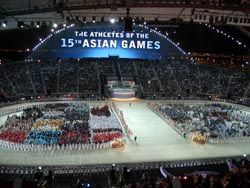 15th Asian Games Awash in MAC 2000 Color