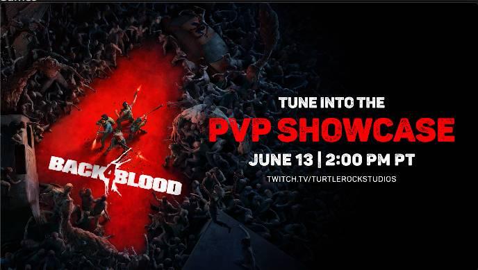 Back 4 Blood PVP showcase