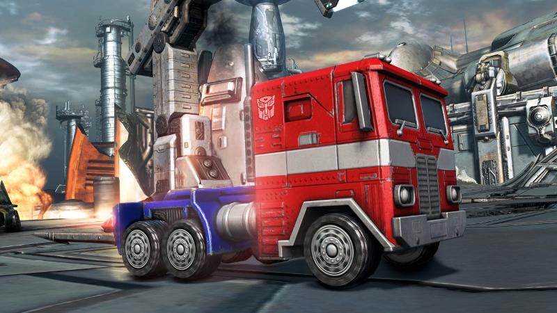 Transformers: Fall Of Cybertron Pre-Order Unlocks Old School Optimus, Bruticus #22196