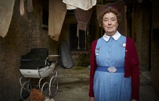 Call the Midwife star Linda Bassett: 'Don't get excited about romance for Phyllis... yet!'