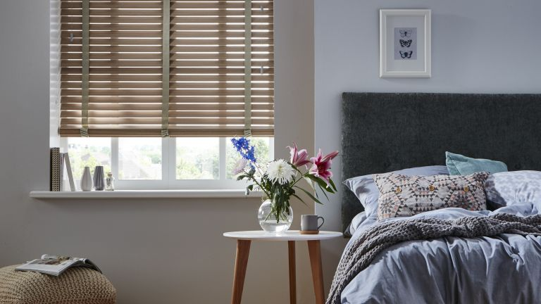 Apollo Caroba wooden blinds