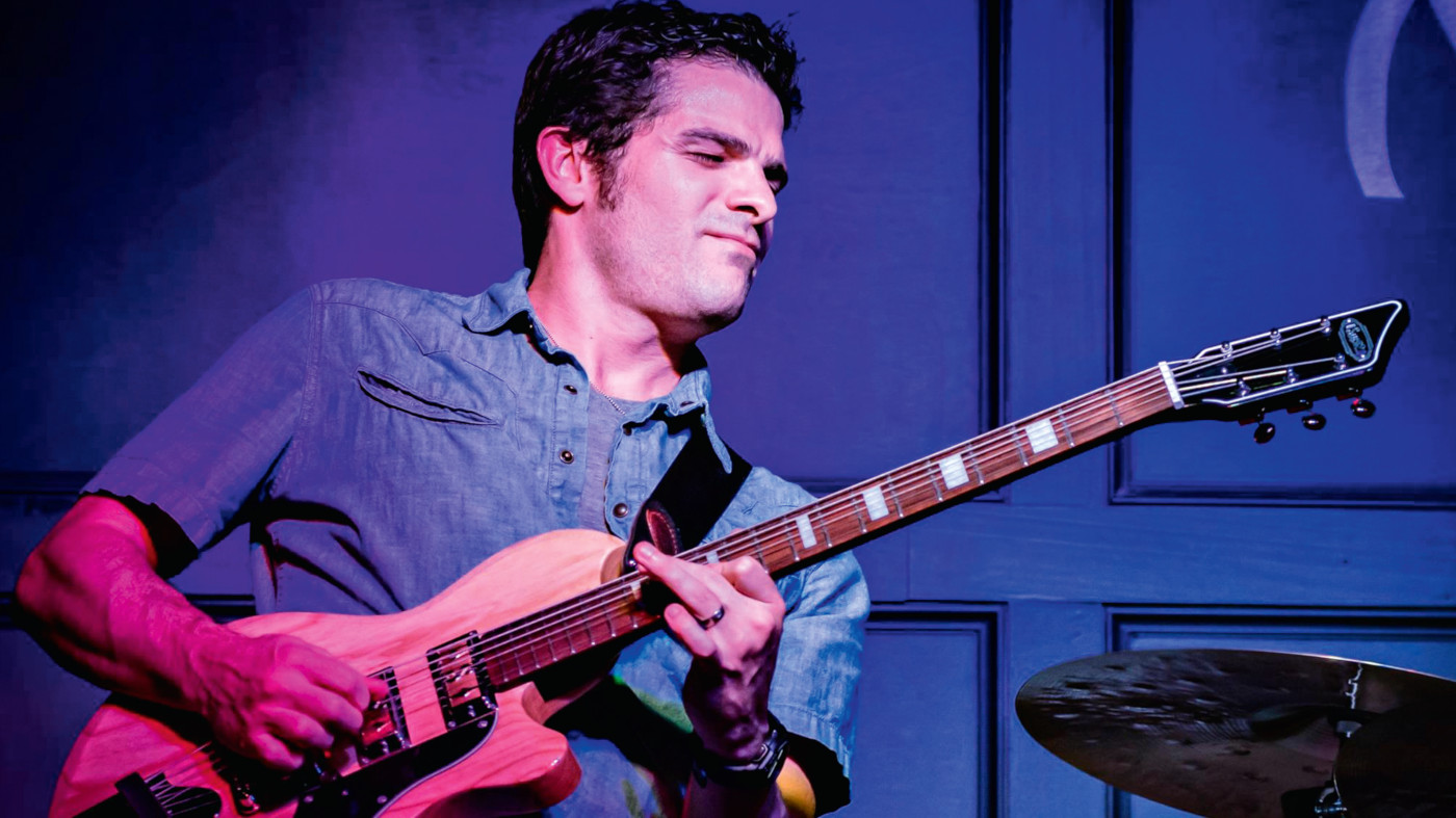 """Mark Lettieri: """"Learn the differences in how a rock guitarist plays a chord and how a country musician plays a chord... because they exist!"""" 