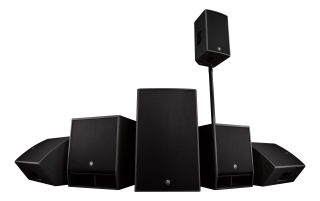 Yamaha Launches New Loudspeaker Lines with Dante Integration