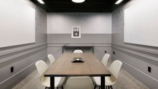 Konftel 300Wx in WeWork conference spaces