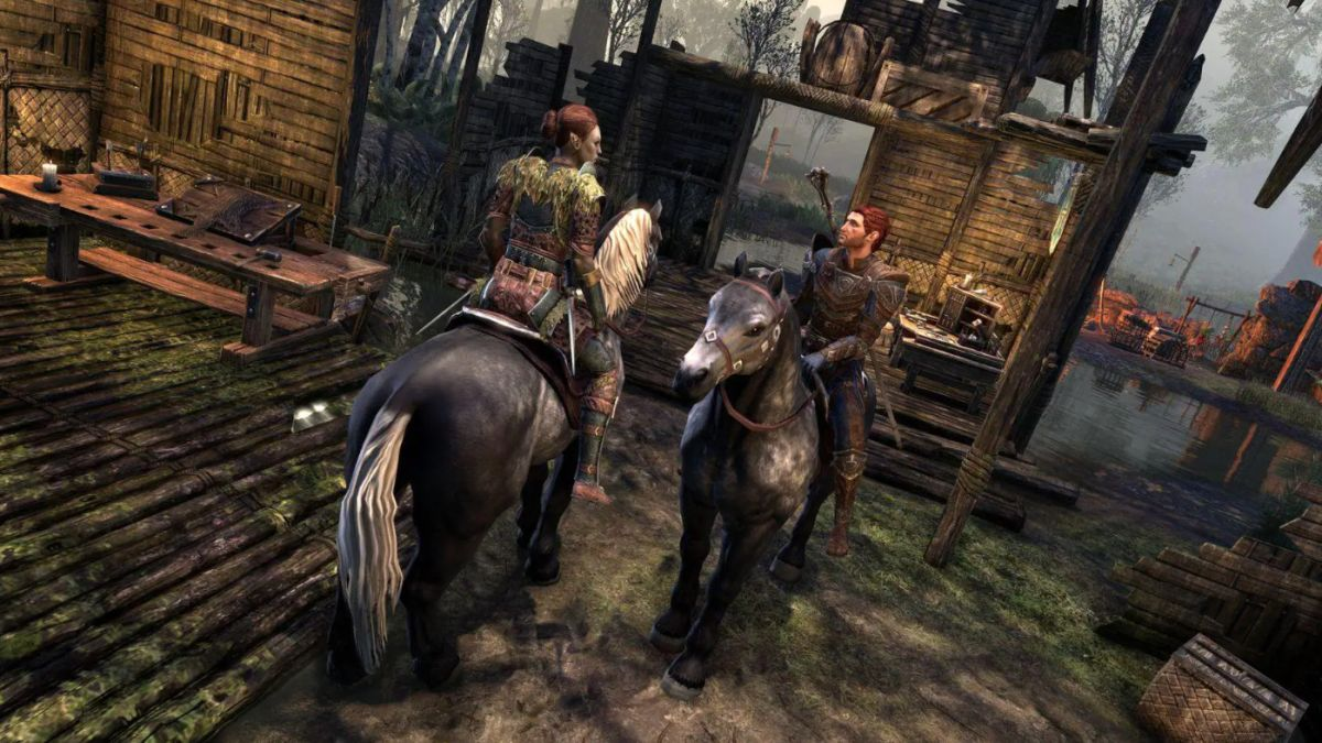 NPC companions are coming to The Elder Scrolls Online