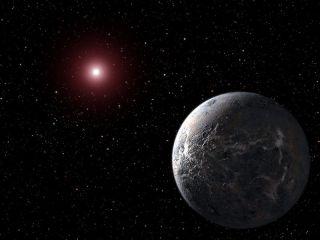 Exoplanet OGLE-2005-BLG-390Lb
