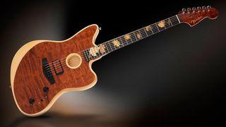 Fender Custom Shop Offset Acoustasonic