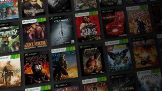 Xbox Series X/S backwards compatibility