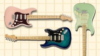 Get nearly 20% off limited edition Fender Player Strats
