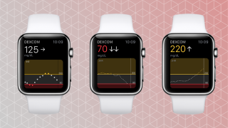 Apple Watch diabetes monitoring
