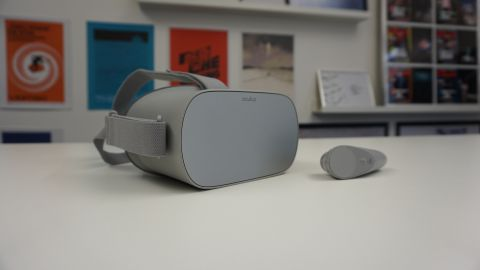 1a03759c0b6e Oculus Go review. The headset that will take VR mainstream