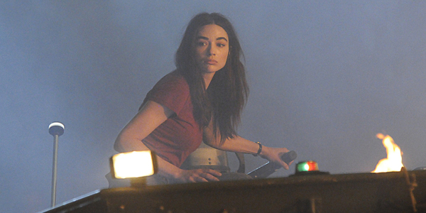 Gotham And Swamp Thing's Crystal Reed Talks Differences