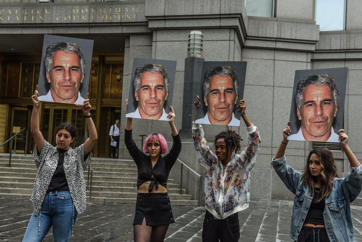 Jeffrey Epstein Dreamed of 'Improving' Humanity With a Baby-Making Ranch (and His DNA)