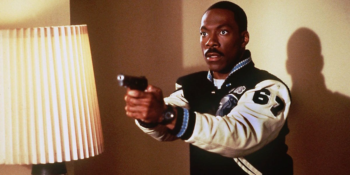 Are The Bad Boys For Life Directors Really Doing Beverly Hills Cop 4 As Well? - CINEMABLEND