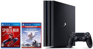 Get a PS4 Pro and Two of Its Best Games for $299 on Prime Day | Tom's Guide