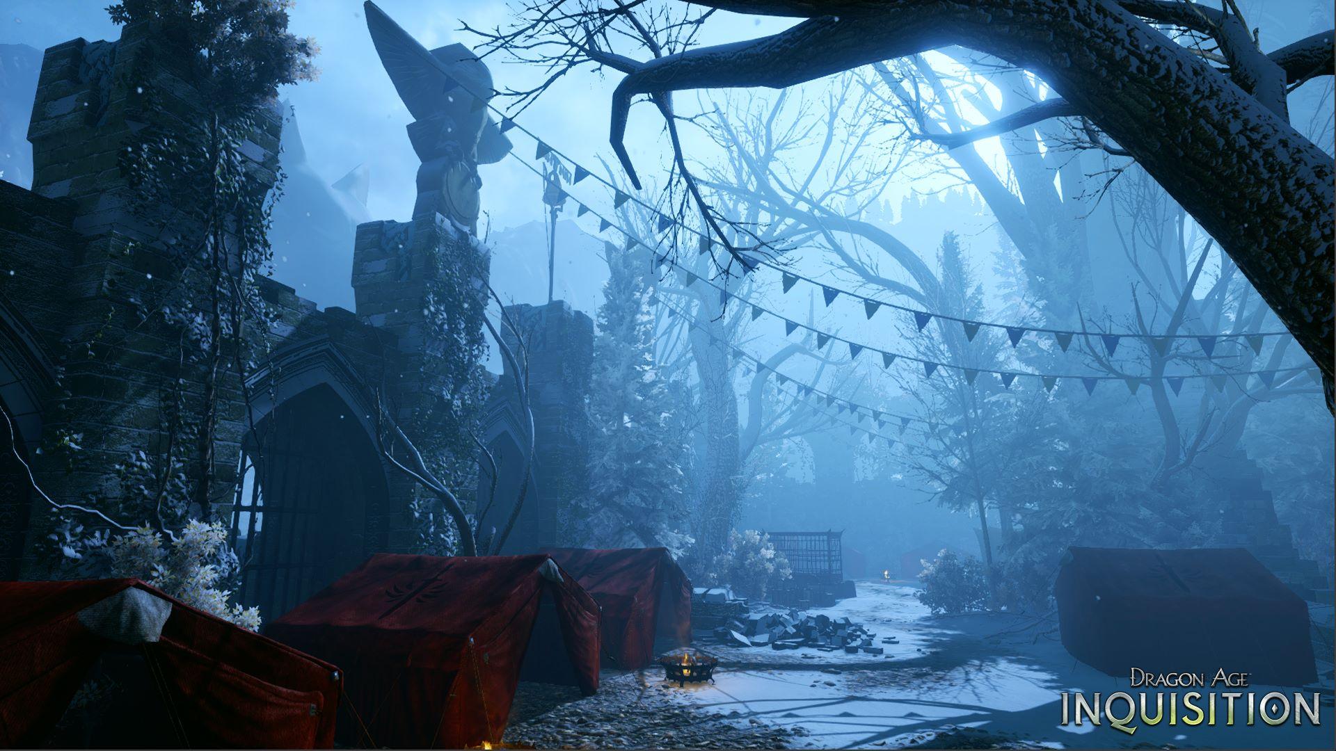 Dragon Age: Inquisition Screenshots Enter Emerald Graves, Empire du Lion #31362