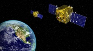 Space surveillance operations