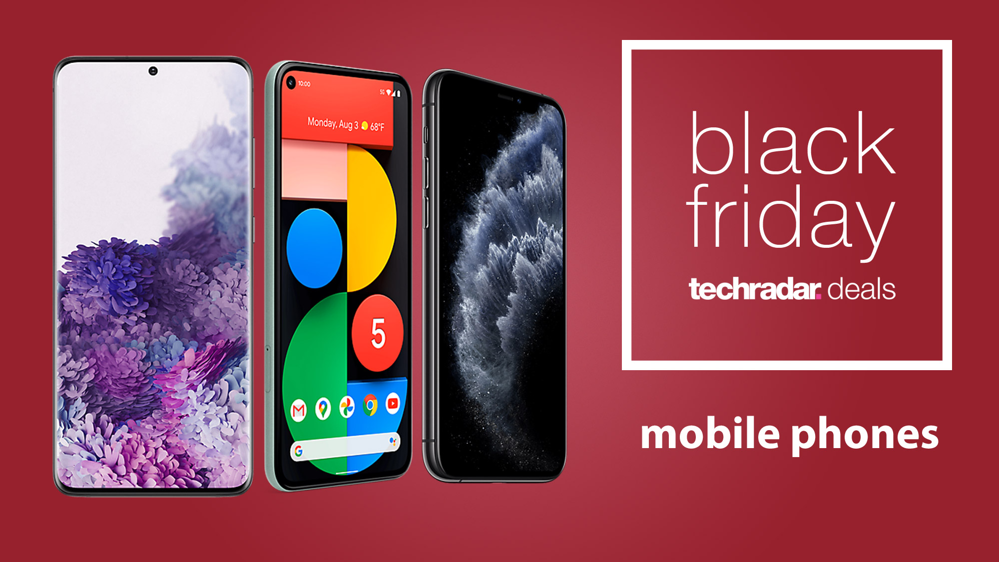 Black Friday Phone Deals 2020 The Best Android And Apple Prices In One Place Techradar