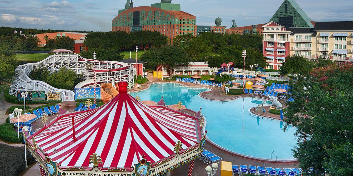 Walt Disney World's Boardwalk Inn