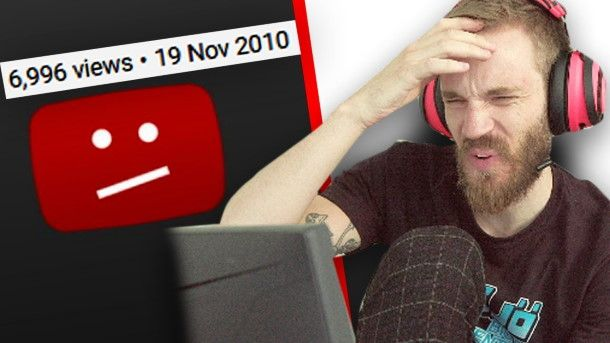 YouTube secures Pewdiepie with an exclusive livestreaming deal