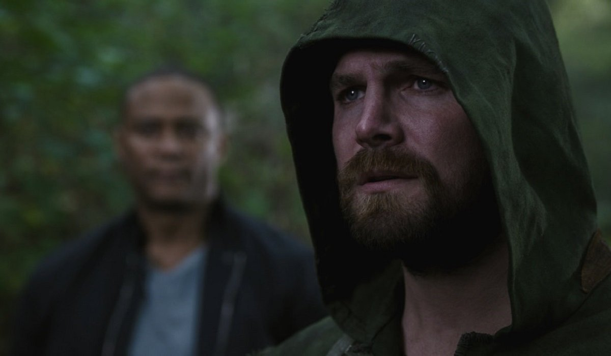 Oliver Queen Crisis On Infinite Earths