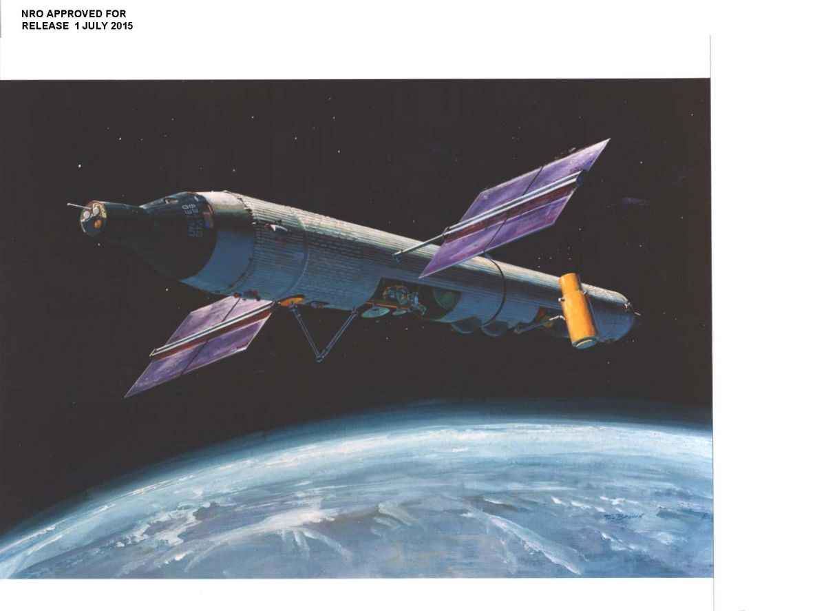 Military Space Station: Details of Secret Cold War Project Revealed
