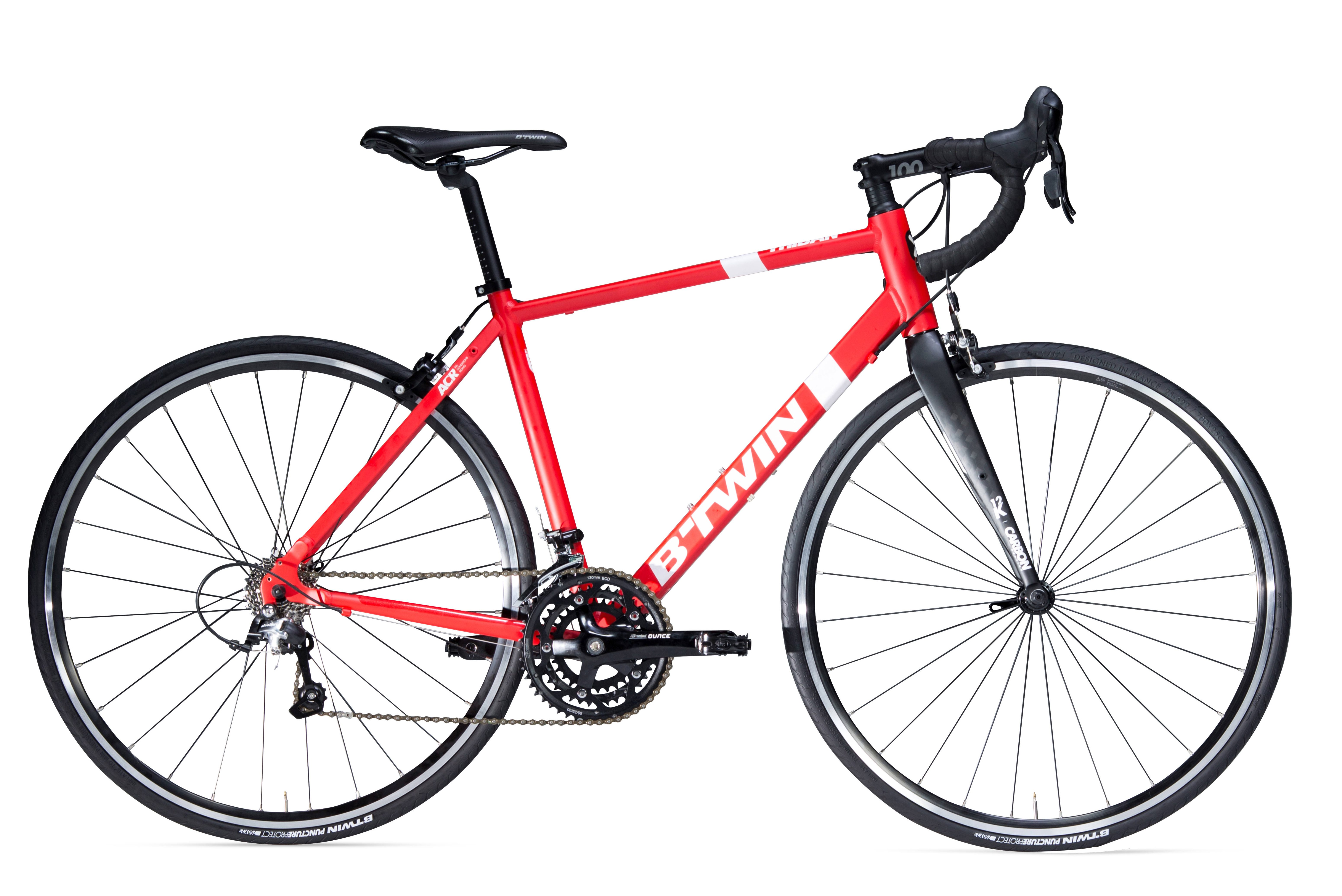 a5a113039ac B'Twin Bikes: guide to Triban and Ultra road bikes - Cycling Weekly