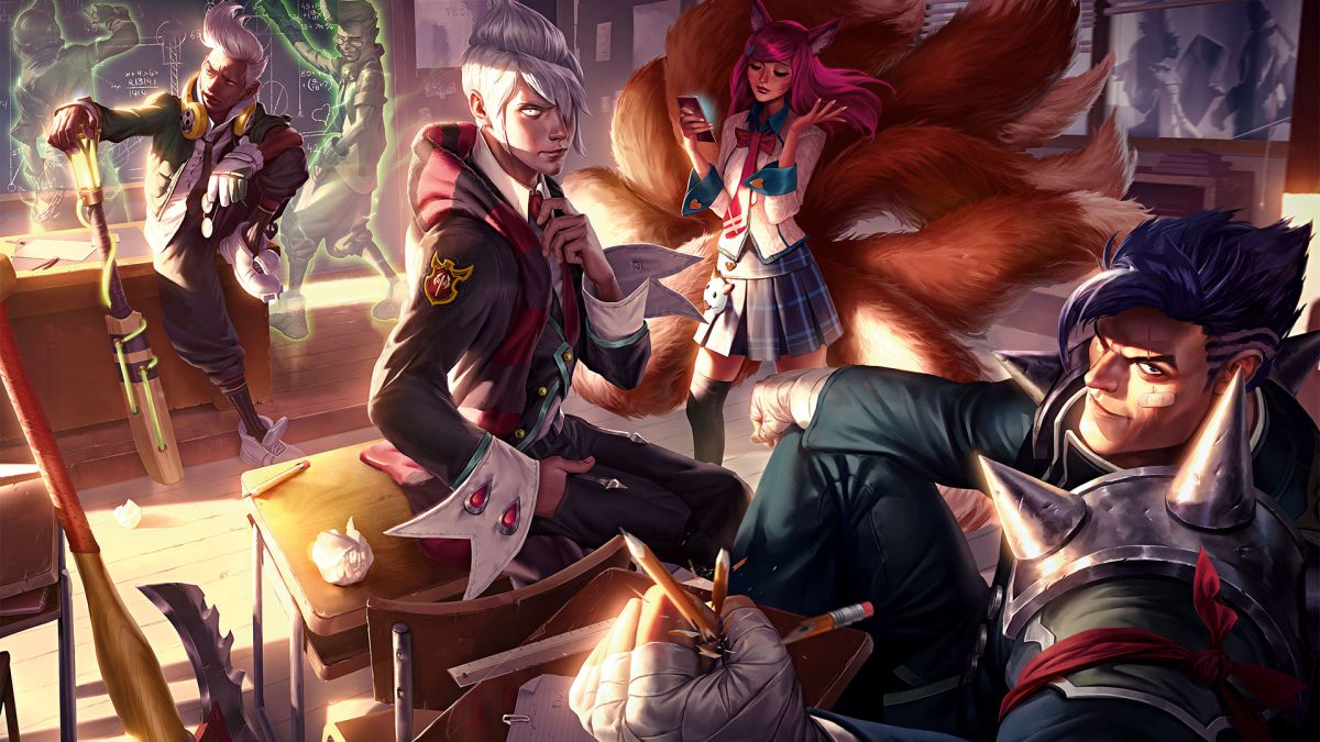 Inside the bizarre, passionate world of League of Legends