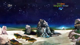 The cover of Tales From Topographic Oceans