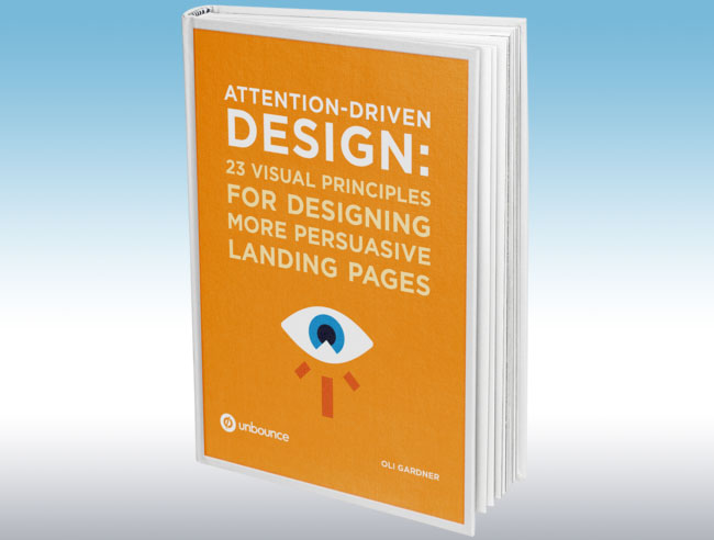Free ebooks for designers: Attention-Driven Design