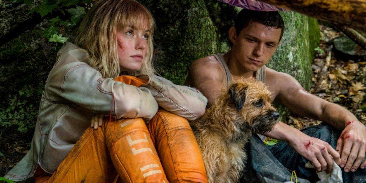 Daisy Ridley, Tom Holland - Chaos Walking