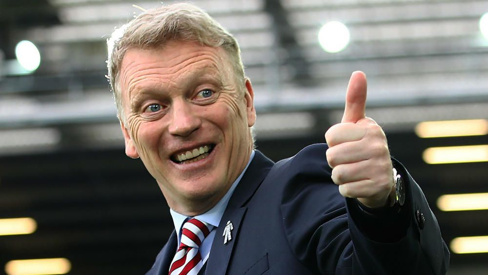 Was Sunderland a blip? - The stats behind David Moyes' managerial career |  FourFourTwo