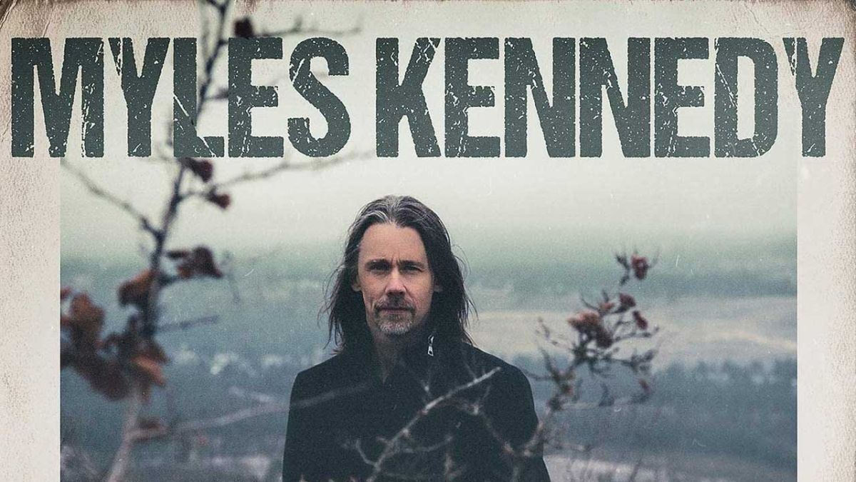 The Ides Of March confirms Myles Kennedy as a musical powerhouse