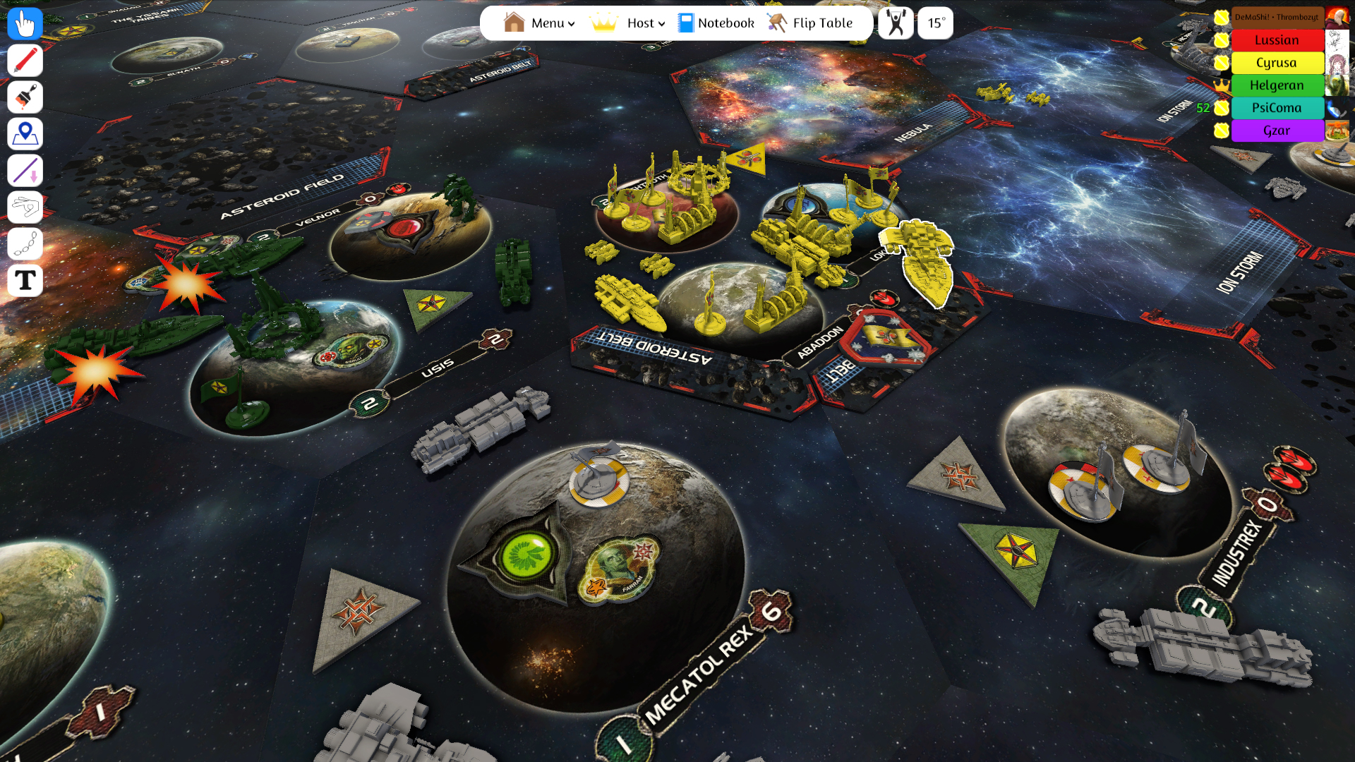 The best ways to play board games on PC