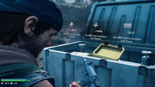 Days Gone NERO Injector locations