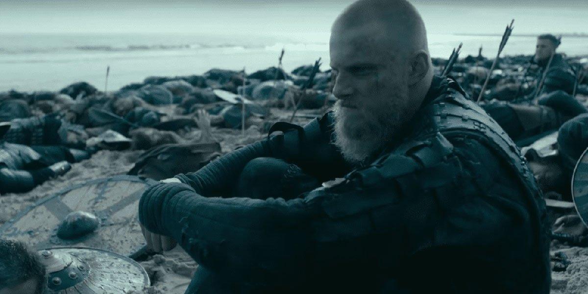 Vikings Season 6 Part 1 finale Bjorn and Ivar