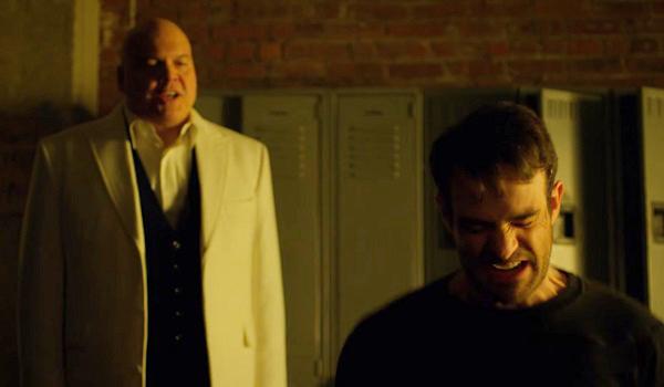 Wilson Fisk Matt Murdock Vincent D'Onofrio Charlie Cox Daredevil Netflix