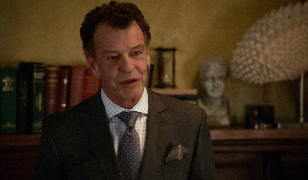 Elementary's John Noble Plays Sherlock's Dad