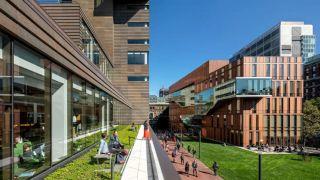 Barnard College exterior