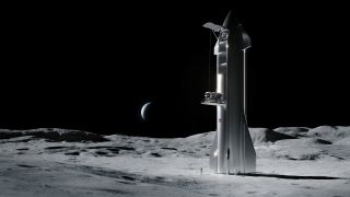 NASA Picks SpaceX, Blue Origin and More to Join Private Moon Lander Project
