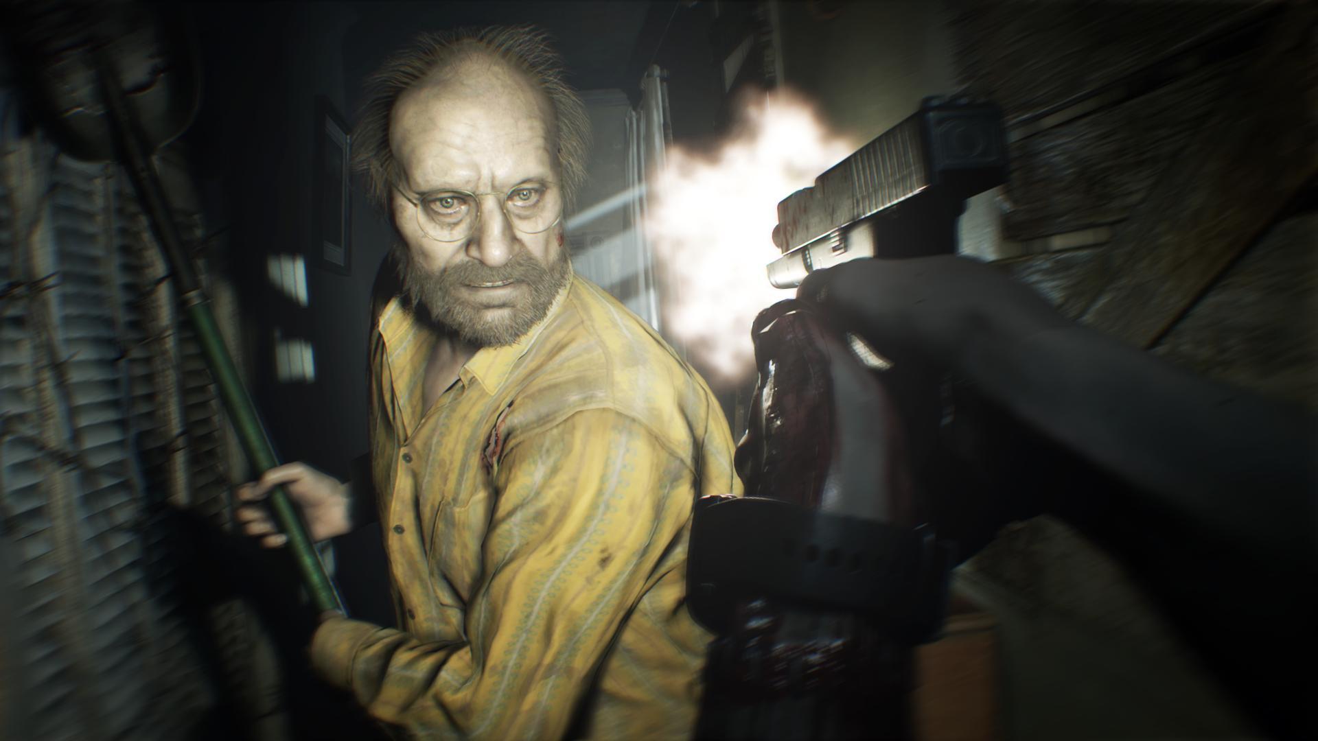 Resident Evil 7 Boss Fight Guide Gamesradar