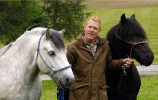 Countryfile royal special - Adam Henson
